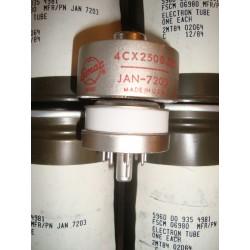 7203 JAN / 4CX250B