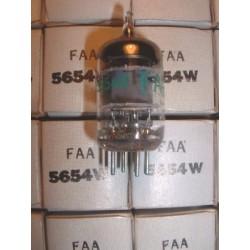 5654W / 6AK5W JAN FAA