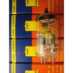 D63 / 6H6 vacuum tube