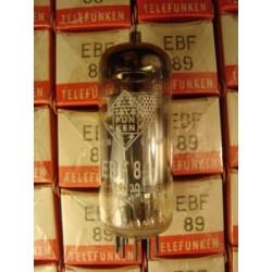 EBF89 / 6AD8 MESH PLATE