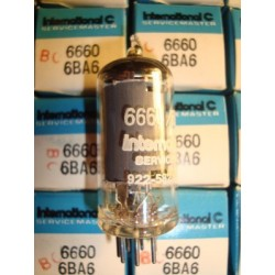 EL83 / 6CK6 vaccum tube