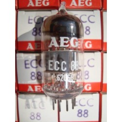 ECC88 / 6DJ8 DISC GETTER