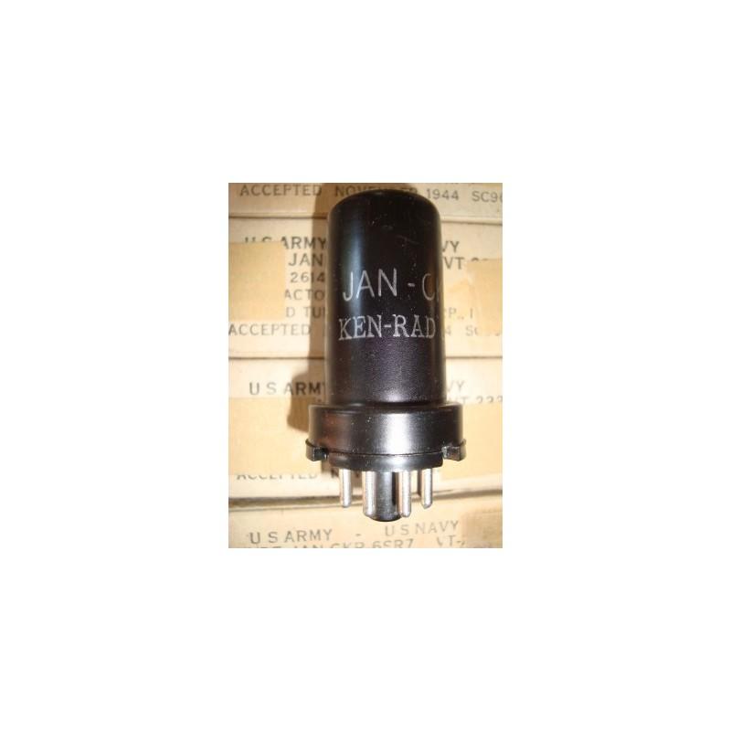 6SR7 / VT-233 JAN